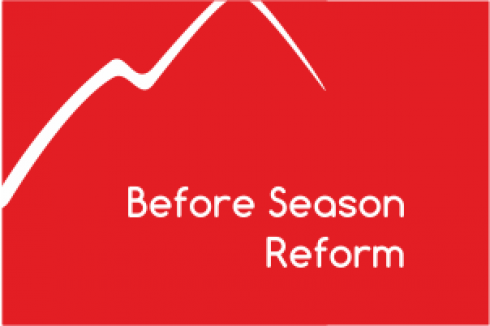BEFORE SEASON REFORM