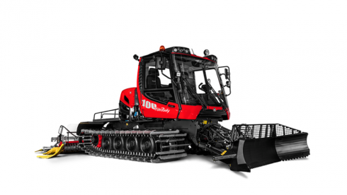 PistenBully 100 SCR / PistenBully 100 4F